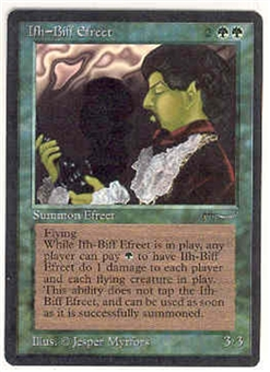 Magic the Gathering Arabian Nights Single Ifh-Biff Efreet UNPLAYED (NM/MT)