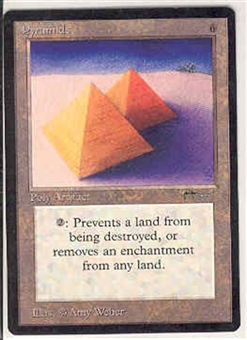 Magic the Gathering Arabian Nights Single Pyramids - NEAR MINT (NM)