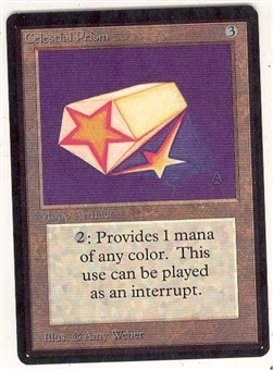 Magic the Gathering Beta Single Celestial Prism - NEAR MINT (NM)