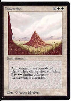 Magic the Gathering Beta Single Conversion - NEAR MINT (NM)