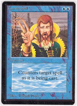 Magic the Gathering Beta Single Counterspell - NEAR MINT (NM)