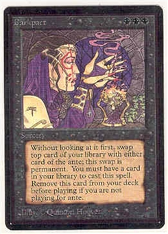 Magic the Gathering Beta Single Darkpact - NEAR MINT (NM)
