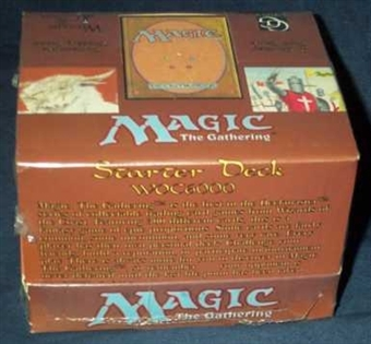 Magic the Gathering Beta Starter Deck Box