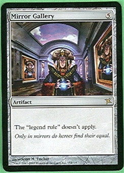 Magic the Gathering Betrayers of Kami Single Mirror Gallery UNPLAYED (NM/MT)