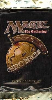 Magic the Gathering Chronicles Booster Pack - BLOOD MOON !!!