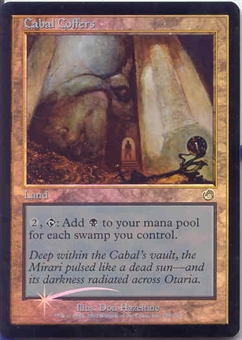 Magic the Gathering Torment Single Cabal Coffers Foil