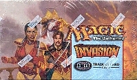 Magic the Gathering Invasion Precon Theme Deck Box