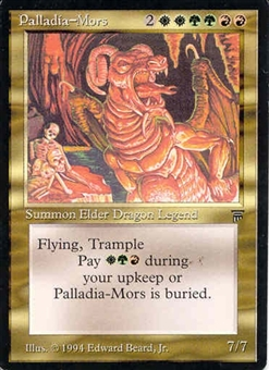 Magic the Gathering Legends Single Palladia-Mors UNPLAYED (NM/MT)