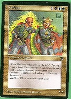 Magic the Gathering Legends Single Halfdane - NEAR MINT (NM)