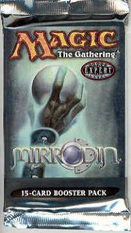 Magic the Gathering Mirrodin Booster Pack