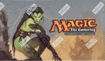 Magic the Gathering Mirrodin Precon Theme Box