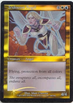 Magic the Gathering Odyssey Single Iridescent Angel Foil