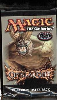 Magic the Gathering Onslaught Booster Pack (Lot of 3)