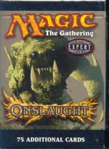 Magic the Gathering Onslaught Tournament Pack Starter Deck