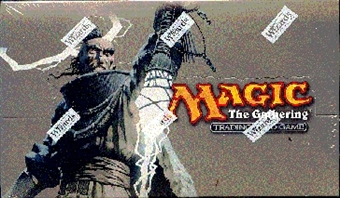 Magic the Gathering Onslaught Precon Theme Deck Box