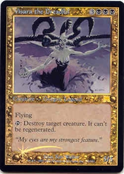 Magic the Gathering Onslaught Single Visara, the Dreadful Foil