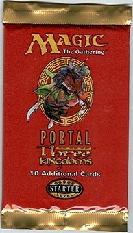 Magic the Gathering Portal 3: Three Kingdoms Booster Pack - Chinese