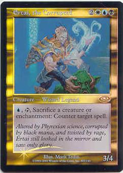Magic the Gathering Planeshift Single Ertai, the Corrupted Foil