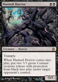 Magic the Gathering Ravnica Single Hunted Horror - NEAR MINT (NM)