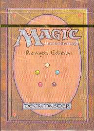 Magic the Gathering 3rd Edition (Revised) Tournament Starter Deck