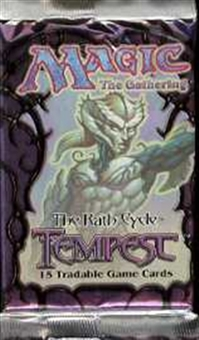 Magic the Gathering Tempest Booster Pack