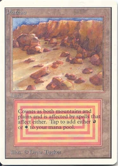 Magic the Gathering Unlimited Single Plateau UNPLAYED (NM/MT)