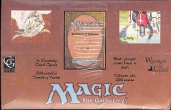 Magic the Gathering Unlimited Starter Deck Box