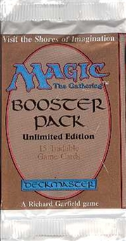 Magic the Gathering Unlimited Booster Pack