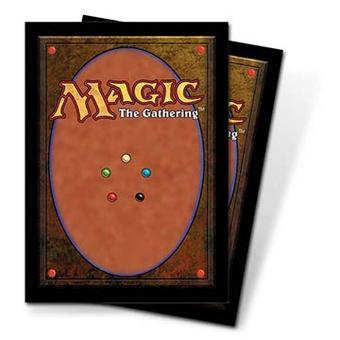 Ultra Pro Magic the Gathering Card Back Standard Sized Deck Protectors (40 ct) - Regular Price $4.99 !!!