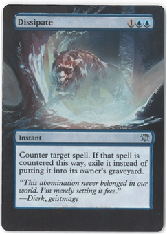 Magic the Gathering Innistrad Altered Single Dissipate - NEAR MINT (NM)