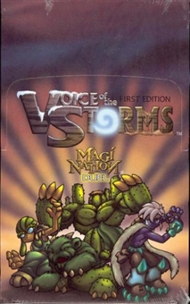 Interactive Imagination Magi-Nation Duel: Voice of the Storms Booster Box