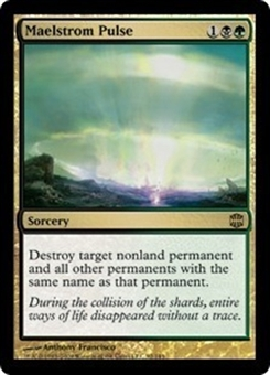 Magic the Gathering Alara Reborn Single Maelstrom Pulse UNPLAYED (NM/MT)
