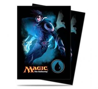Ultra Pro Magic Blue Mana Jace Standard Sized Deck Protectors (80 ct) - Regular Price $8.99 !!!