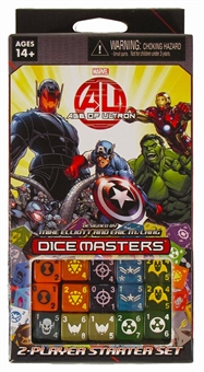 Marvel Dice Masters: Avengers Age of Ultron Dice Building Game Starter Set