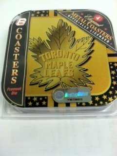 Fremont Die Toronto Maple Leafs Coaster Set