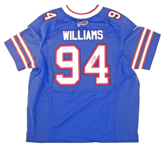 Mario Williams Autographed On Field Authentic Buffalo Bills Jersey (Buffalo Bills COA)
