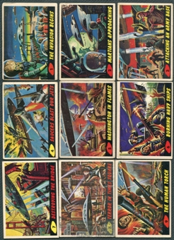 Mars Attacks Complete Set of 55 Includes PSA Graded #27