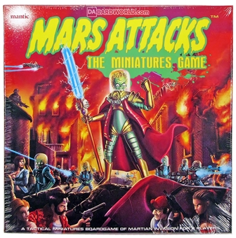 Mars Attacks: The Miniatures Game (Mantic Entertainment)
