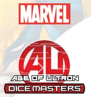 Marvel Dice Masters: Age of Ultron Dice Building Game Gravity Feed Box (90 Ct.) (Presell)