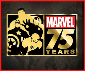 Marvel 75th Anniversary Hobby Pack (Rittenhouse 2014)