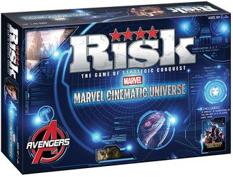RISK: Marvel Cinematic Universe (USAopoly) (Presell)