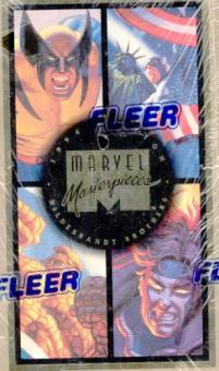 Marvel Masterpieces Box (1994 Fleer)
