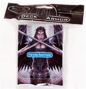Max Protect Dark Angel Deck Box