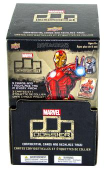 Marvel Dossier 36-Pack Box (Upper Deck 2015)
