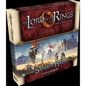 Lord of the Rings LCG: The Sands of Harad (FFG)