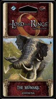 Lord of the Rings LCG: The Mumakil Adventure Pack (FFG)