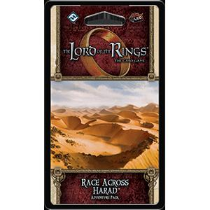 Lord of the Rings LCG: Race Across Harad (FFG)
