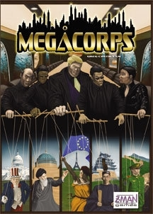 Megacorps Game (Z-Man)