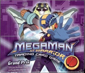 Decipher MegaMan Grand Prix! Booster Box