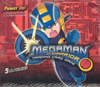 Decipher MegaMan Power Up! Starter Box